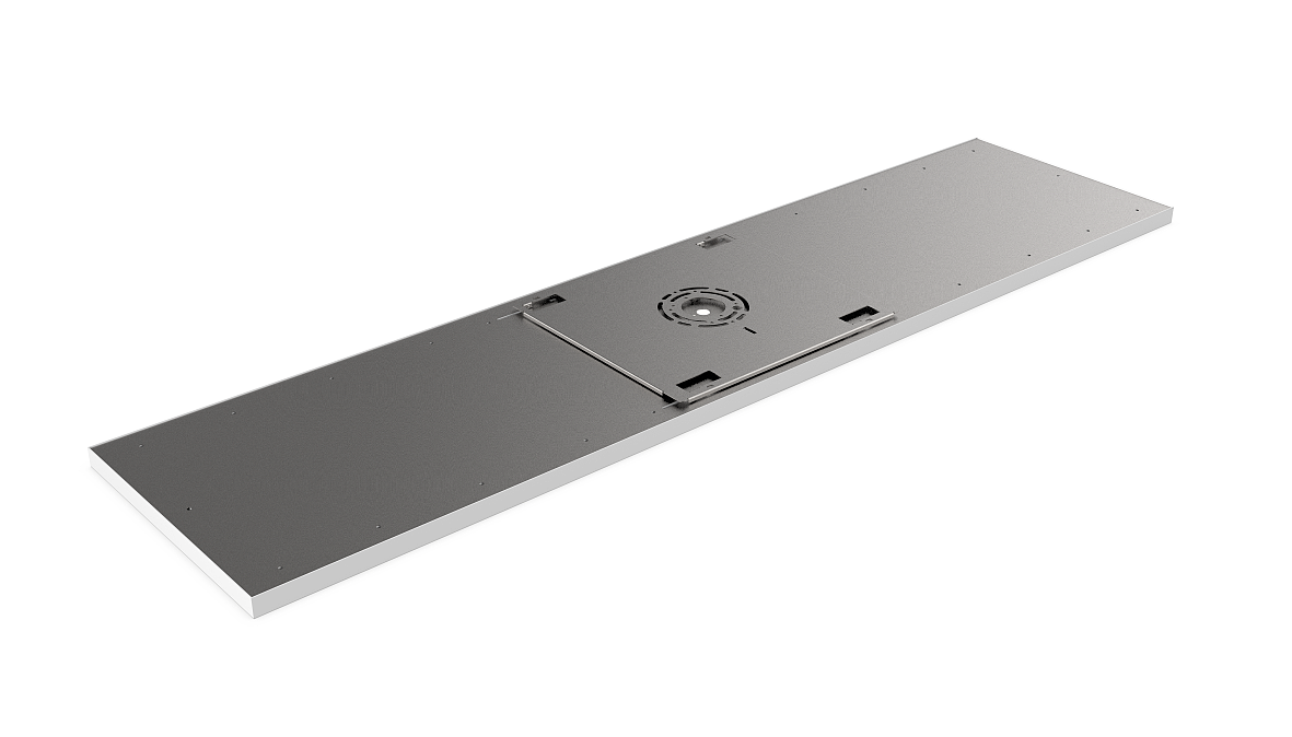 Ultra-thin Surface Mounted Panel Light (UL Version)