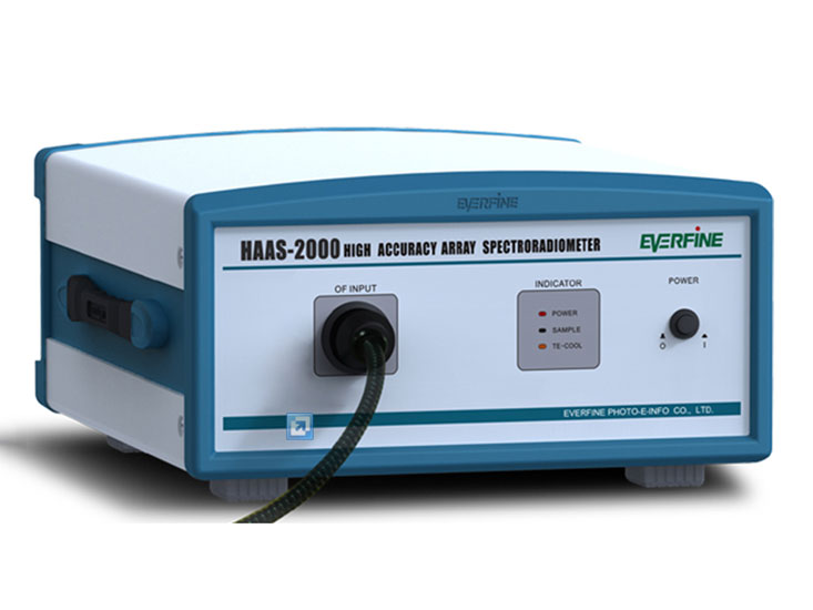 High Precision Fast Spectral Radiometer
